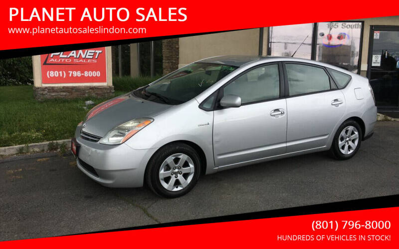 2006 Toyota Prius for sale at PLANET AUTO SALES in Lindon UT