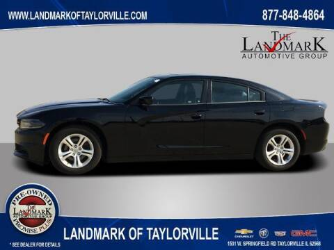2019 Dodge Charger for sale at LANDMARK OF TAYLORVILLE in Taylorville IL