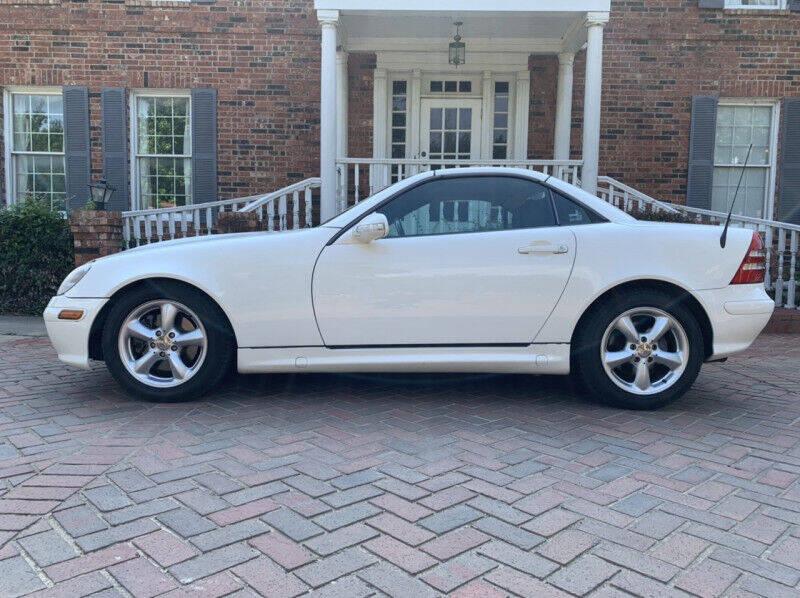 2003 Mercedes-Benz SLK for sale in Arlington, TX