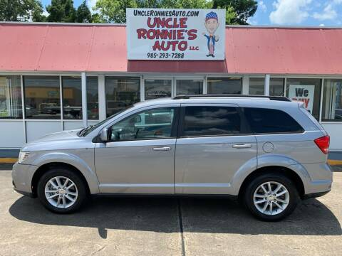 2015 Dodge Journey for sale at Uncle Ronnie's Auto LLC in Houma LA