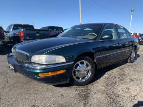 1998 Buick Park Avenue for sale at Superior Auto Mall of Chenoa in Chenoa IL