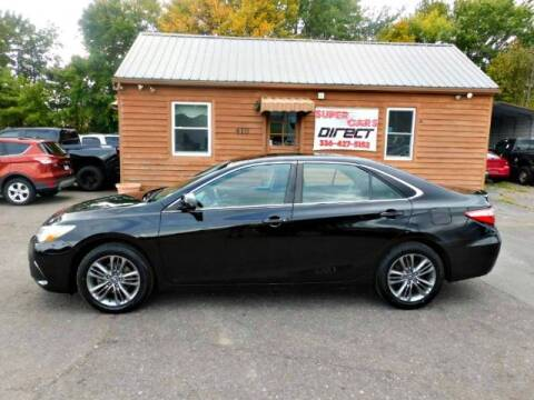 2017 Toyota Camry for sale at Super Cars Direct in Kernersville NC