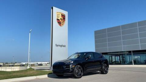 2021 Porsche Macan for sale at Napleton Autowerks in Springfield MO