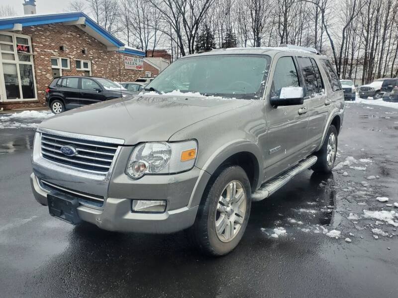2008 Ford Explorer for sale at K Tech Auto Sales in Leominster MA