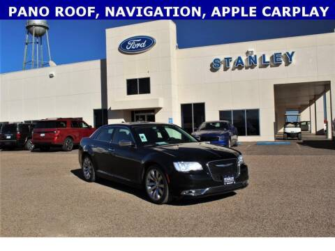 2020 Chrysler 300 for sale at STANLEY FORD ANDREWS in Andrews TX