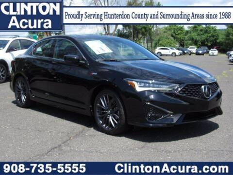 2020 Acura ILX for sale at Clinton Acura new in Clinton NJ