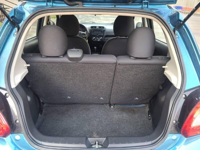 2017 Mitsubishi Mirage ES 4dr Hatchback CVT - Houston TX