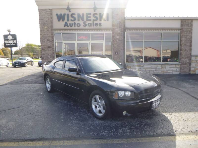 2010 Dodge Charger for sale at Wisneski Auto Sales, Inc. in Green Bay WI