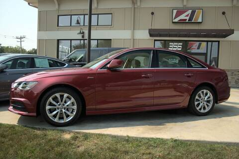 2018 Audi A6 for sale at Auto Assets in Powell OH