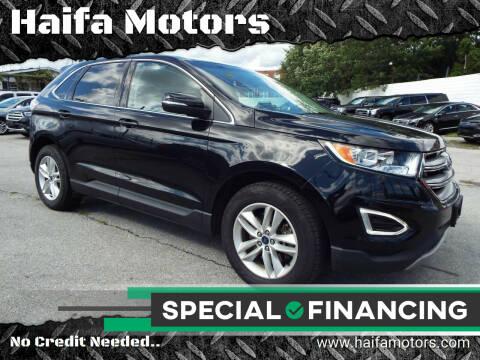 2016 Ford Edge for sale at Haifa Motors in Philadelphia PA