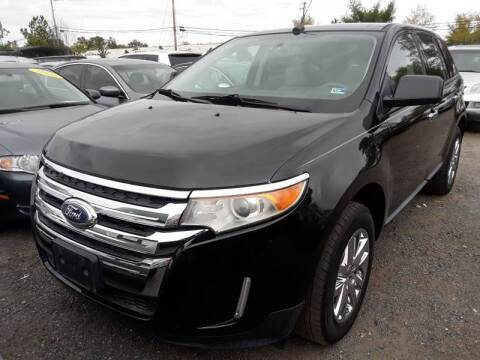 2011 Ford Edge for sale at M & M Auto Brokers in Chantilly VA