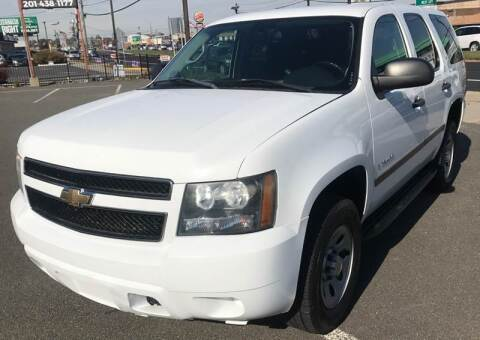 2007 Chevrolet Tahoe for sale at MAGIC AUTO SALES in Little Ferry NJ