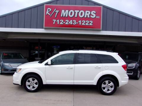 2011 Dodge Journey for sale at RT Motors Inc in Atlantic IA