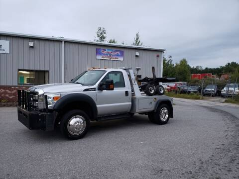 2016 Ford F-450 Super Duty for sale at GRS Auto Sales and GRS Recovery in Hampstead NH