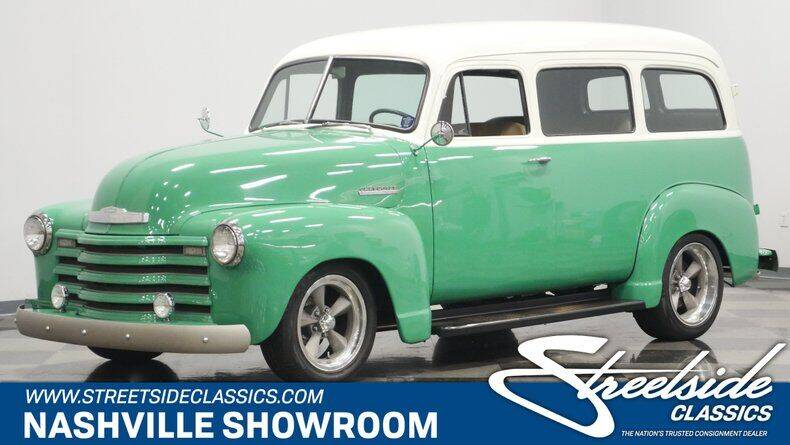 1951 Chevrolet Suburban for sale in La Vergne, TN