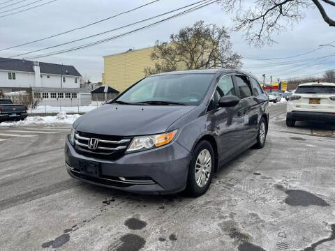 2015 Honda Odyssey for sale at Kapos Auto, Inc. in Ridgewood, Queens NY