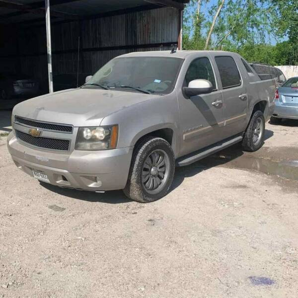 2007 Chevrolet Avalanche for sale at CARZ4YOU.com in Robertsdale AL