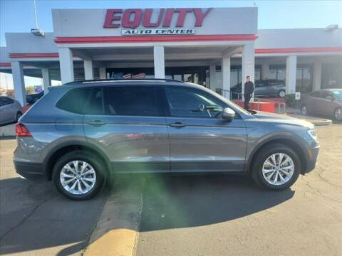 2020 Volkswagen Tiguan for sale at EQUITY AUTO CENTER in Phoenix AZ