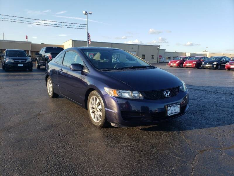 2010 Honda Civic for sale at VIP Auto Sales & Service in Franklin OH