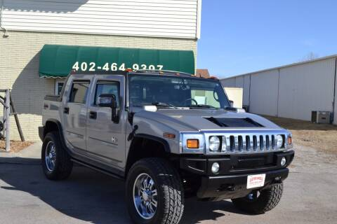 2006 HUMMER H2 SUT for sale at Eastep's Wheels in Lincoln NE