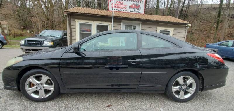2007 Toyota Camry Solara for sale at DriveRight Autos South York in York PA