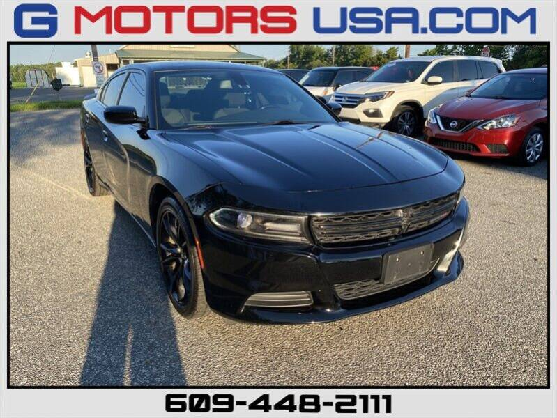2017 Dodge Charger for sale at G Motors in Monroe NJ