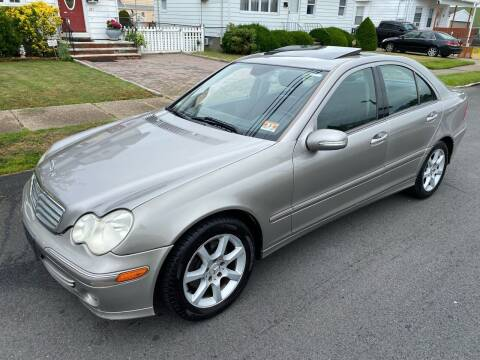 2007 Mercedes-Benz C-Class for sale at Jordan Auto Group in Paterson NJ