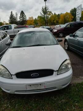 2007 Ford Taurus for sale at Continental Auto Sales in White Bear Lake MN
