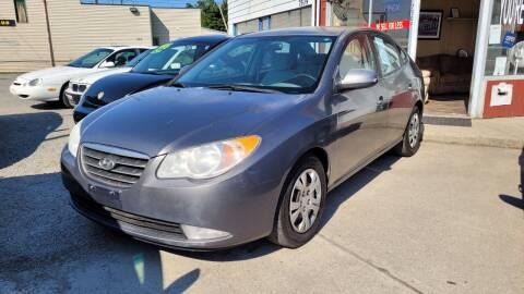 2009 Hyundai Elantra for sale at Direct Auto Sales+ in Spokane Valley WA