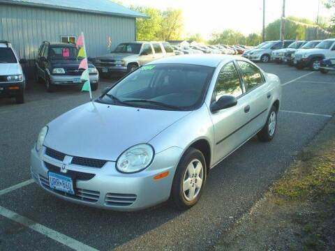 2004 Dodge Neon for sale at Dales Auto Sales in Hutchinson MN