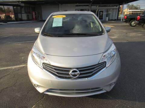 2016 Nissan Versa Note for sale at Maluda Auto Sales in Valdosta GA