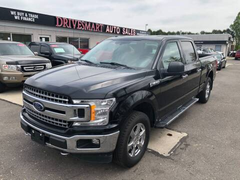 2018 Ford F-150 for sale at DriveSmart Auto Sales in West Chester OH