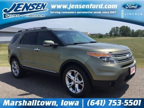 2013 Ford Explorer for sale at JENSEN FORD LINCOLN MERCURY in Marshalltown IA