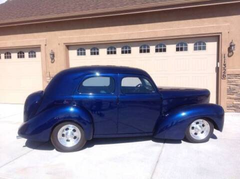 1940 Willys Street Rod for sale at Haggle Me Classics in Hobart IN