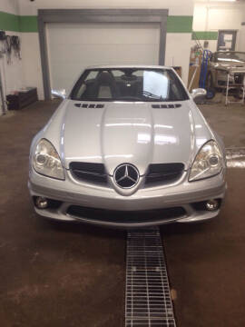 2007 Mercedes-Benz SLK for sale at MR Auto Sales Inc. in Eastlake OH
