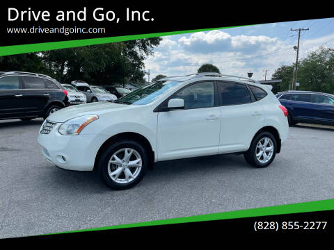 2008 Nissan Rogue for sale at Drive and Go, Inc. in Hickory NC