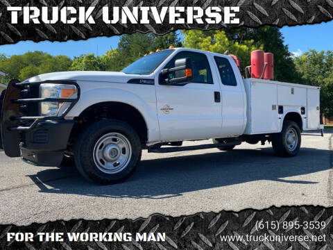 2012 Ford F-350 Super Duty for sale at TRUCK UNIVERSE in Murfreesboro TN