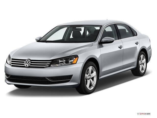 2014 Volkswagen Passat for sale at USA Auto Inc in Mesa AZ