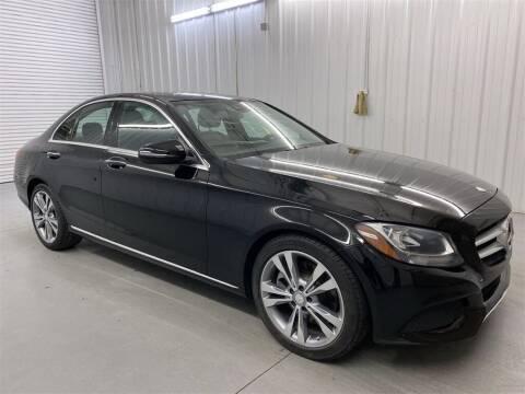 2017 Mercedes-Benz C-Class for sale at JOE BULLARD USED CARS in Mobile AL