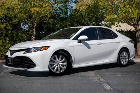 2018 Toyota Camry for sale at Southern Auto Finance in Bellflower CA