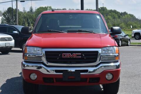 2004 GMC Sierra 1500 for sale at Broadway Garage of Columbia County Inc. in Hudson NY