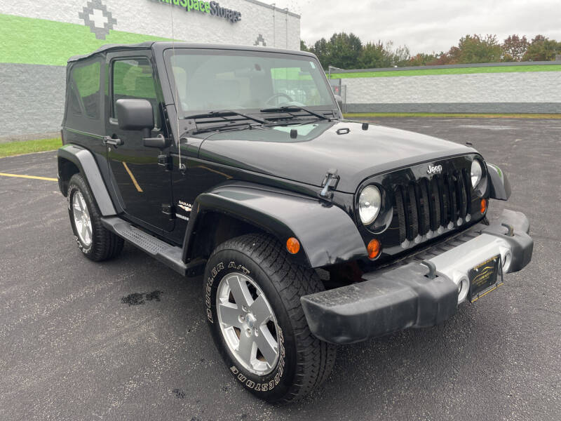 2009 Jeep Wrangler for sale at South Shore Auto Mall in Whitman MA