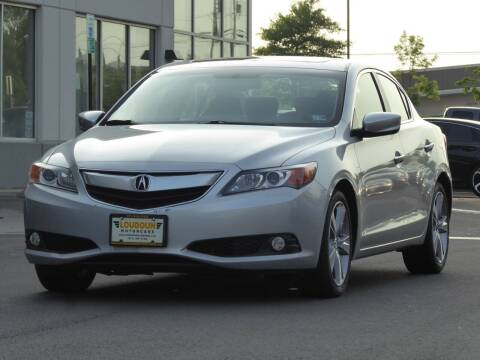 2013 Acura ILX for sale at Loudoun Motor Cars in Chantilly VA