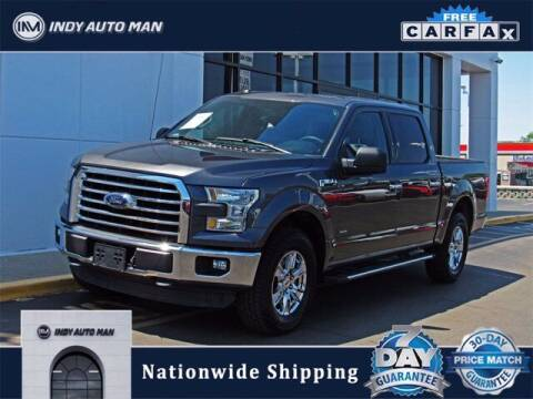 2016 Ford F-150 for sale at INDY AUTO MAN in Indianapolis IN