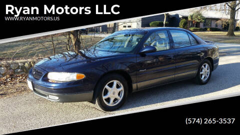 2001 Buick Regal for sale at Ryan Motors LLC in Warsaw IN