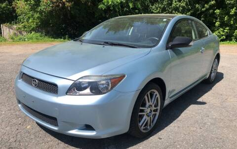 2007 Scion tC for sale at Motuzas Automotive Inc. in Upton MA