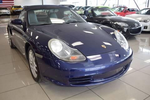 2003 Porsche Boxster for sale at Legend Auto in Sacramento CA