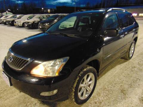 2009 Lexus RX 350 for sale at Dependable Used Cars in Anchorage AK
