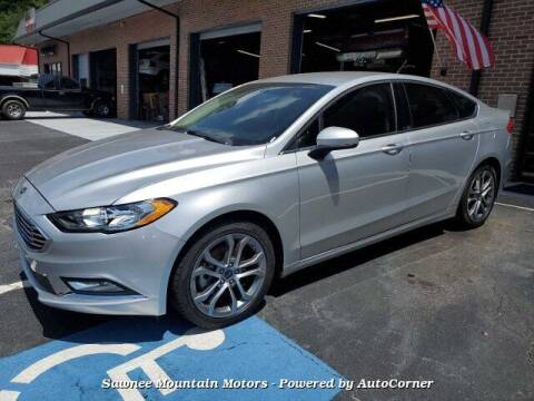 2017 Ford Fusion for sale at Michael D Stout in Cumming GA