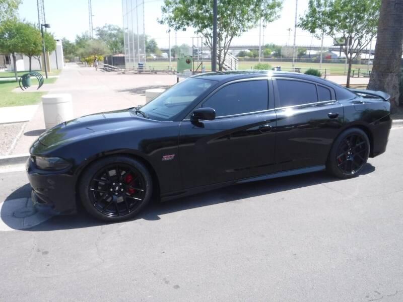 2017 Dodge Charger for sale at J & E Auto Sales in Phoenix AZ